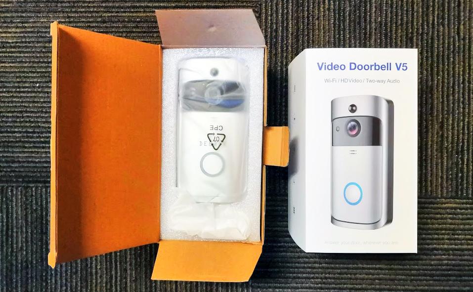 Video Doorbell V5
