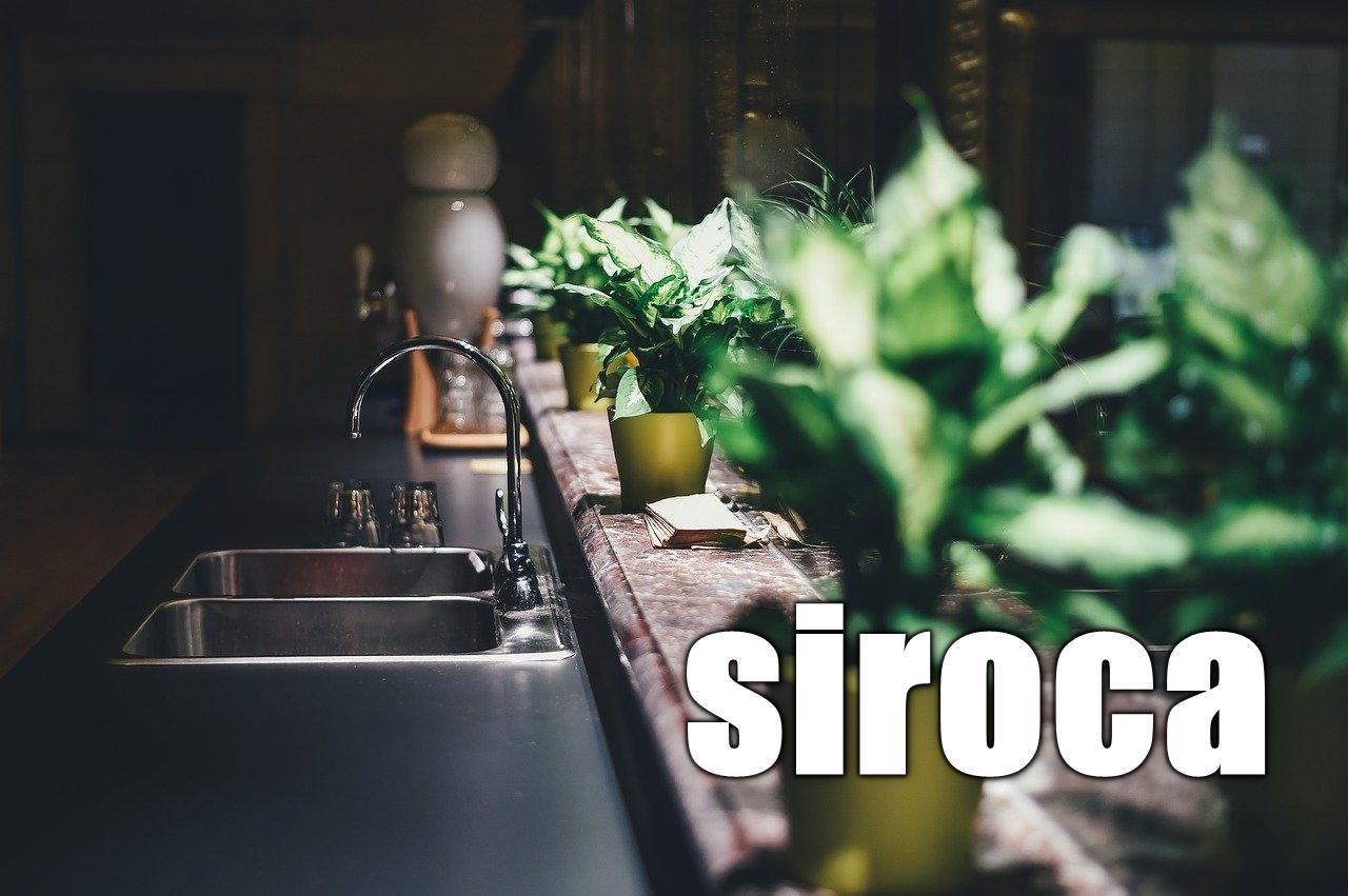 シロカの圧力鍋