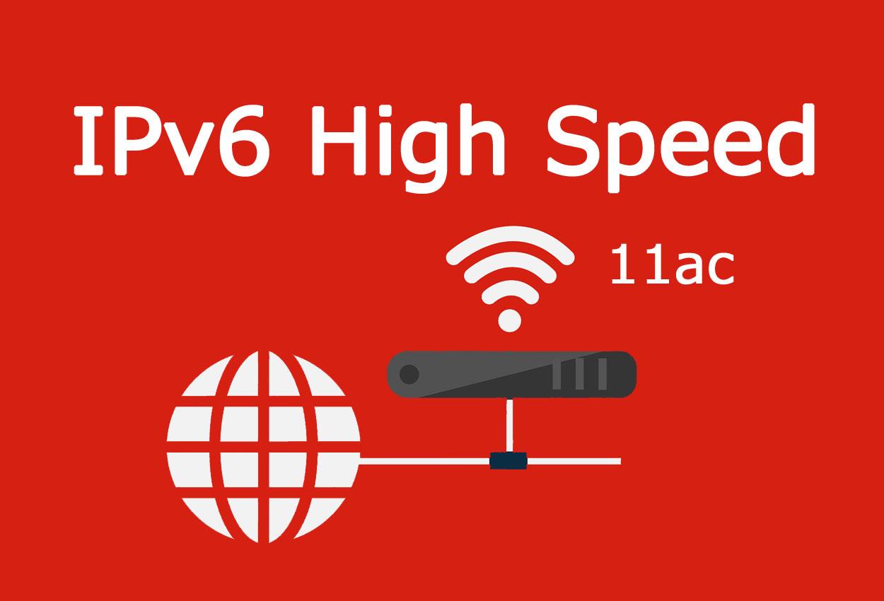 IPv6 High Speed