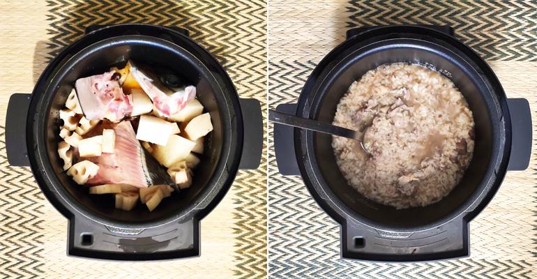KPC-MA2魚のあら雑炊