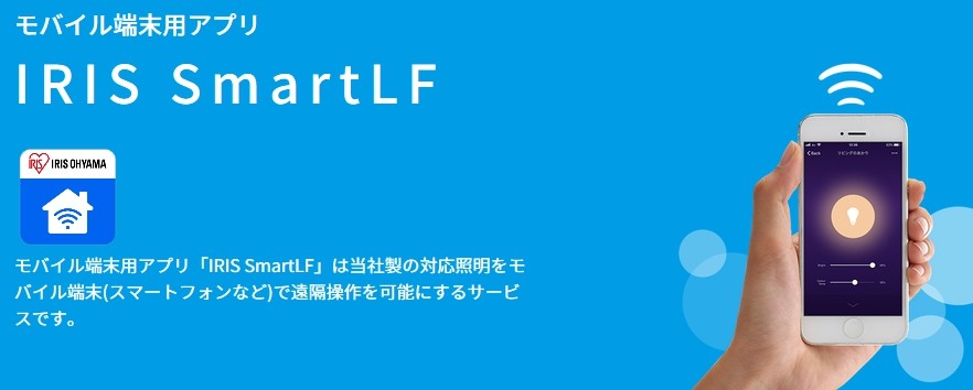 IRIS SmartLF