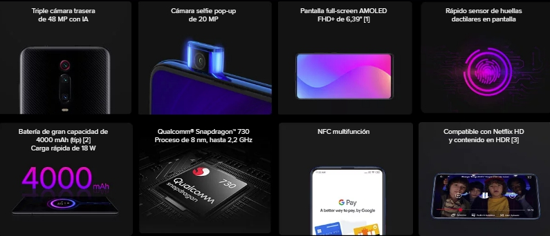 Xiaomiスペック