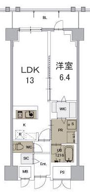 ロイジェント新栄ⅢC