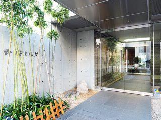 コンクリート打ちっ放しのデザイナーズマンション