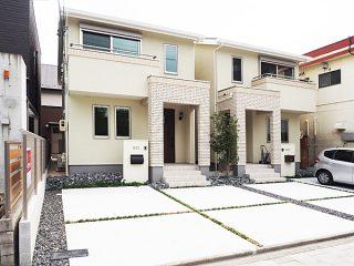 徳川町の家