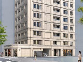 中区丸の内の高級賃貸【リベルタカリーノ】はルネサンスと和のコラボなのだ